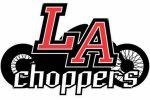 LA CHOPPERS Logo