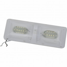LIGHT 28 LED DOUBLE DOME