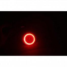 LIGHT CLUSTER RED-RED