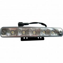 LIGHT DRV/FOG LED 5-1W PR