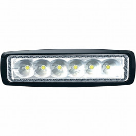 LIGHT DRV/FOG LED 6-1W