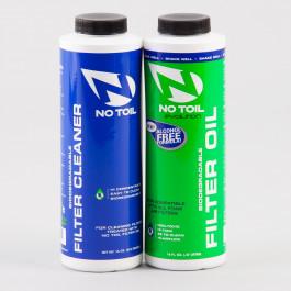 Luftfilterolja 2-pack Miljövänlig Evolution NO TOIL