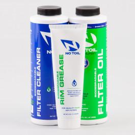 Luftfilterolja 3-pack Miljövänlig Evolution NO TOIL
