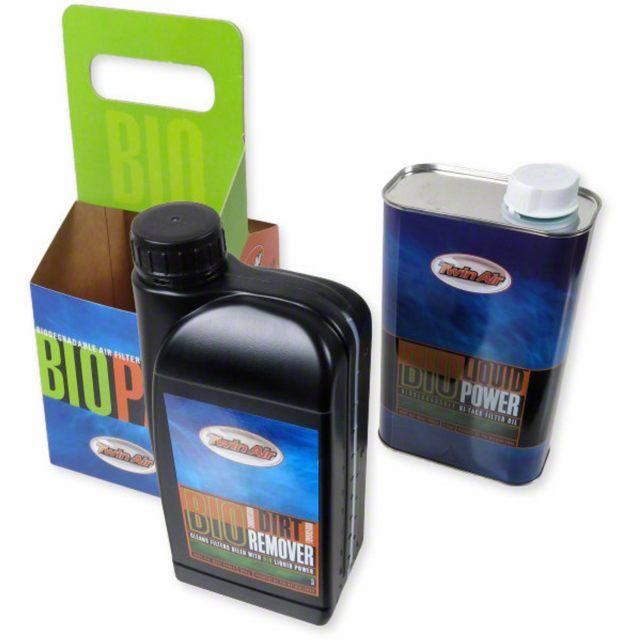 Luftfilterolja & Tvättolja Bio Pack TwinAir