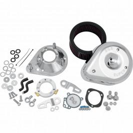 Luftrenare Teardrop Kit S&S Cycle