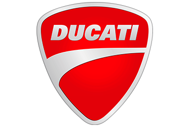DUCATI MONSTER 750 I.E. Metallic logo