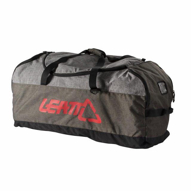 Leatt Gear Bag 7400 Duffel 120 L Svart/Grå