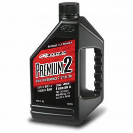 MAXIMA OIL 2T | PREMIUM 2 SMOKELESS | 1L