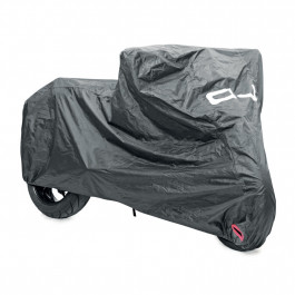 MC-Kapell BIKE COVER 203x89x119 cm Svart OJ