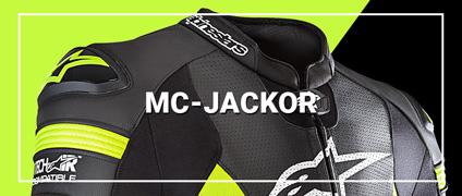 MC-Jackor från Alpinestars, Dainese, Richa och många fler