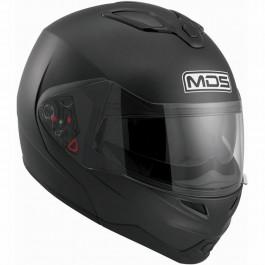 MDS Integralhjälm MD200 Mattsvart