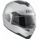 MDS Integralhjälm MD200 Silver