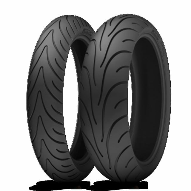 Michelin Pilot Road 2 120/70-17 Fram