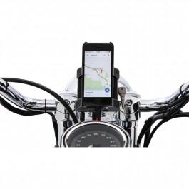 Mobil/GPS-Hållare för 1.25 tum styren ink. laddning CIRO