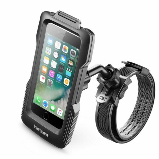 Mobilhållare Pro Case Iphone 6 Svart Interphone