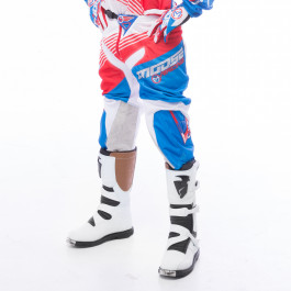 Moose Racing Crossbyxor Sahara 2016 Röd/Vit/Blå