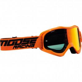 Moose Racing Crossglasögon Qualifier Shade Orange