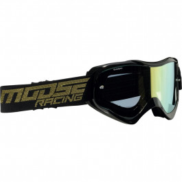 Moose Racing Crossglasögon Qualifier Shade Svart