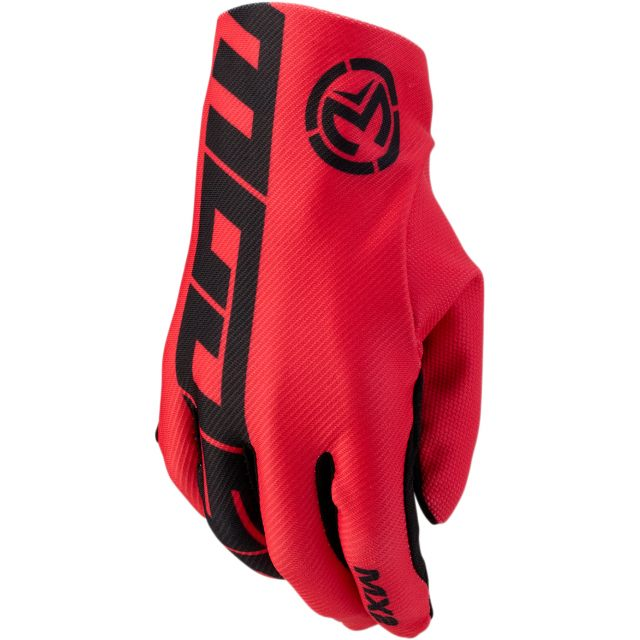 MOOSE RACING Crosshandskar MX2 Röd