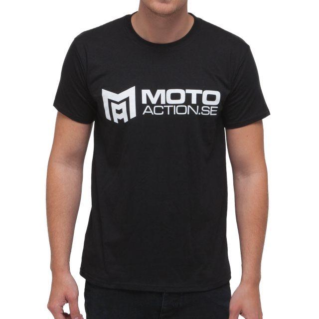 Motoaction T-Shirt Envy Svart
