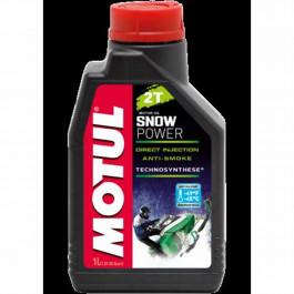 Motorolja Snopower 2T 1L Motul