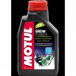 Motorolja Snopower 2T 4L Motul