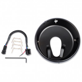 MOUNT HEADLIGHT MOGU BLK