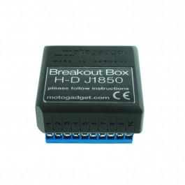MSP BREAKOUT BOX HD XL DE