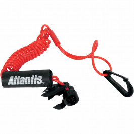 MULTI LANYARD RED STD