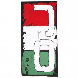 Nackvärmare Flag Vit/Grön/Röd OJ