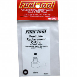 O-RING FUEL LINE MALE END