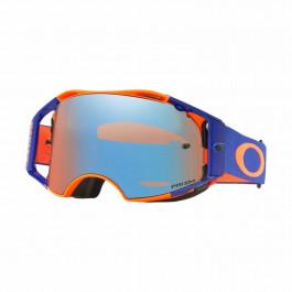 Oakley Crossglasögon Airbrake Orange/Blå