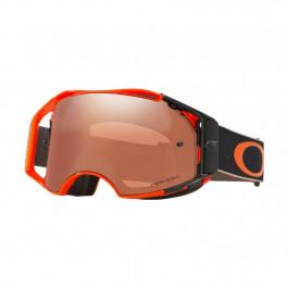 Oakley Crossglasögon Airbrake Sig Fastlines Orange/Grå