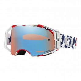 Oakley Crossglasögon Airbrake TLD Freedom Röd/Vit/Blå