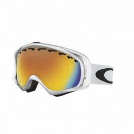 Oakley CROWBAR Goggles matte white Lens fire iridium