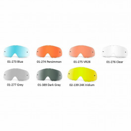 Oakley Crowbar Mx Blue Repl Lens (Single)