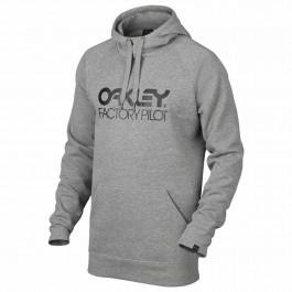 Oakley Factory Pilot DWR Huvtröja grå M