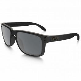 Oakley Holbrook Sunglasses frame polished black Lens black iridium