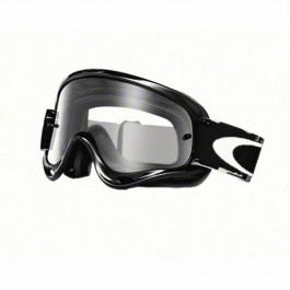Oakley kids goggles XS O Frame MX Jet Black Clear lens