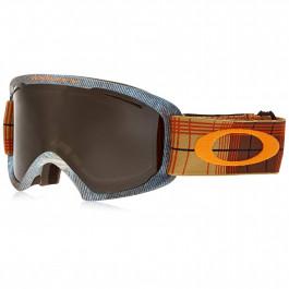 Oakley O2 XL Goggles aberdeen copper rhone Lens dark grey