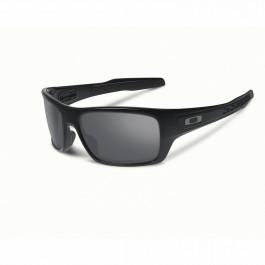 Oakley Turbine Sunglasses frame polished black Lens sapphire iridium