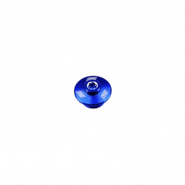 OIL FILLER CAP BLUE