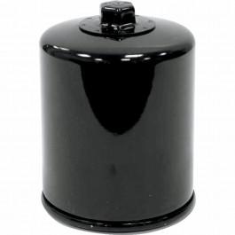 OIL FLTR BLK EVO BT/XL