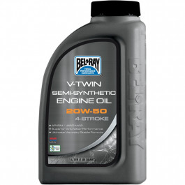 OIL VTWIN SEMI 20W50 1L (1 QT)