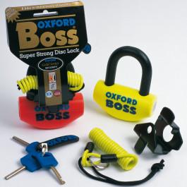 Oxford Boss Bromsskivelås 12,7mm