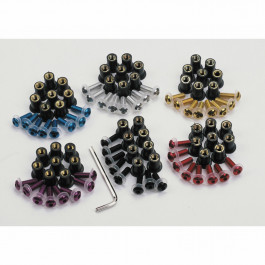 Oxford Screen Screw kit red