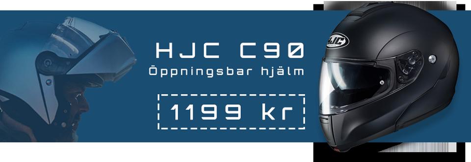 HJC C90 till kanonpris