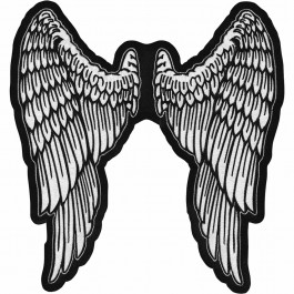 PATCH ANGEL WINGS
