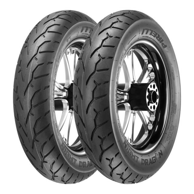 Pirelli Night Dragon 130/90-16 Fram