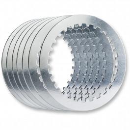 PLATE STEEL KIT HON/KTM
